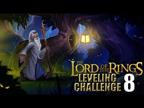 The Lord of the Rings WoW Leveling Challenge: Episode 8 - LITTLE HAIRY WOMEN
