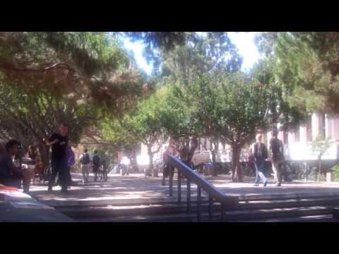 International Summer Study at the University of California, Irvine
