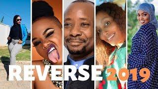 Reverse 2019: Skendo ya video za ngono zilivyowatesa Gwajima, Menina, Sanchoka, Uwoya na Rosa Ree