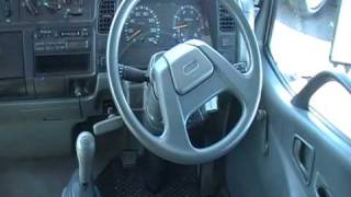 used motorhomes for sale mitsubishi canter camper winnebago freeway queensland australia mod