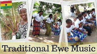 Traditional Ewe Music in Keta   Ghana