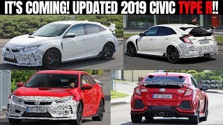 2019 Honda Civic Type R CONFIRMED!! Here