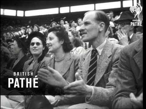 The Wimbledon Finals (1940-1948)