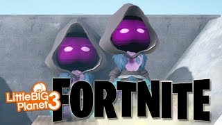 LittleBIGPlanet 3 - Fortnite Costume Giveaway 1.5 [AWSOMEFACE321] - Playstation 4