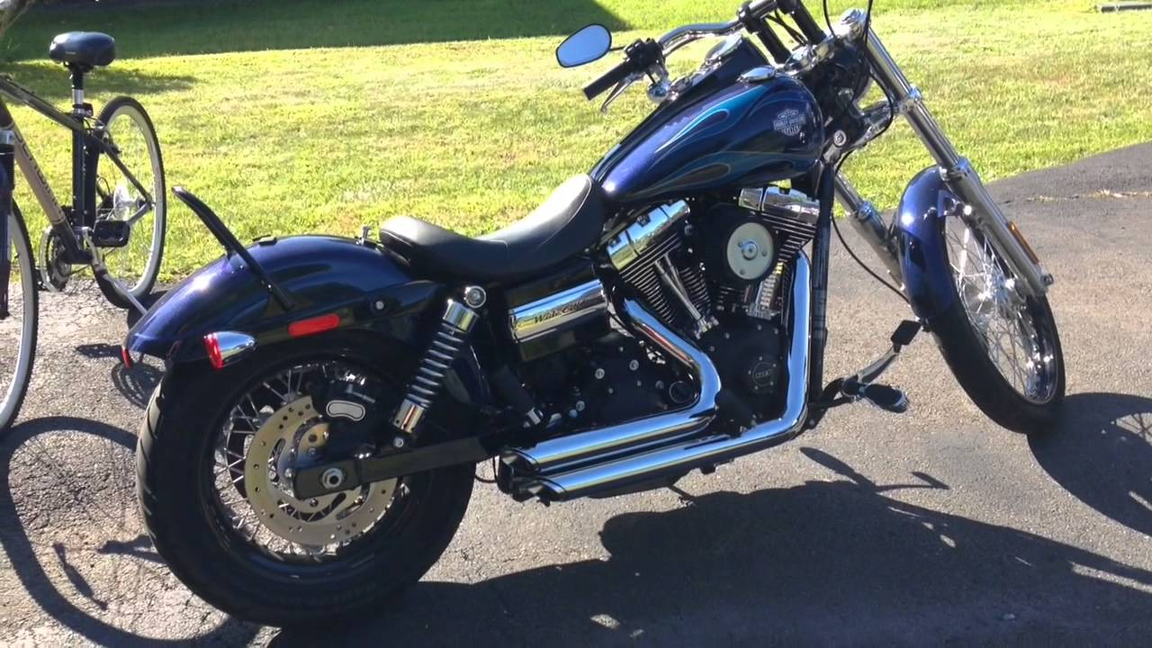 Harley Davidson Street Glide Vance And Hines