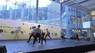 香港起舞‧全港中學生舞蹈賽2015 決賽 - CLCT da