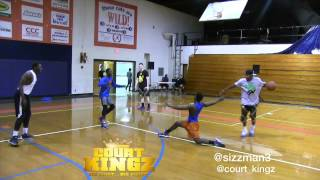 Hot Sauce Splits Defender Call The Ambulance !! Court Kingz Tour!