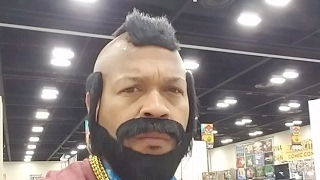 Mr T At Comic Con