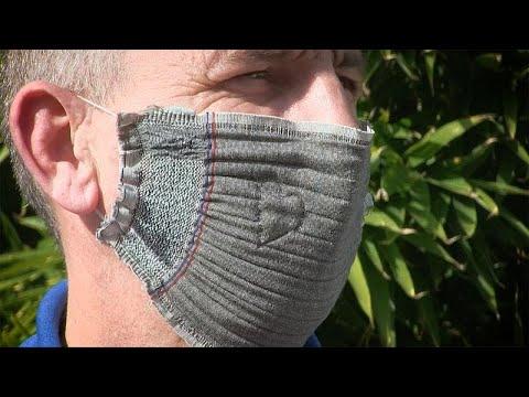 Текстильные предприятия Франции перешли по выпуск масок…