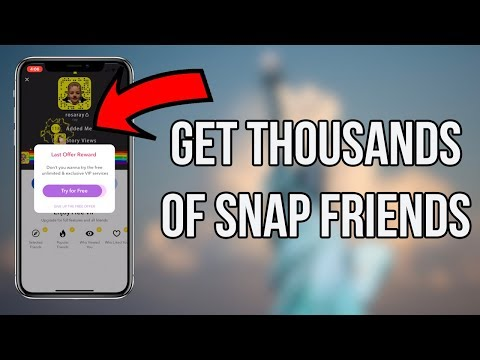 How snapchat friends works