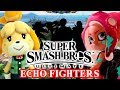 Smash Bros. Ultimate Possible Echo Fighters