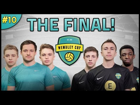 SPENCER FC VS SIDEMEN UTD! - Wembley Cup Final 2015! #10