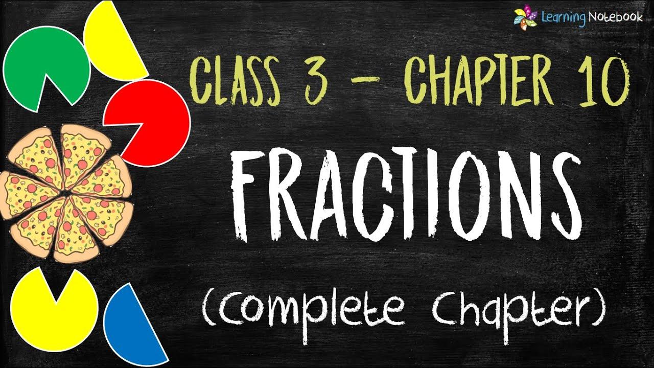 small resolution of Ncert Cbse Class 3 Maths Practice Worksheet Fractions – Cute766