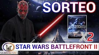 Sorteo x2 Star Wars Battlefront II Ediciones Standard