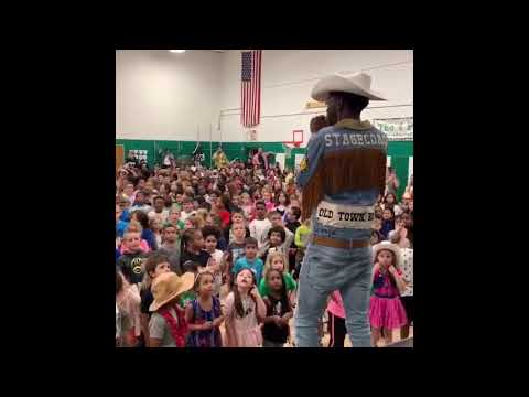 Timmy Tim - Gotta love Lil Nas X. Seems like the kids do! Respect.