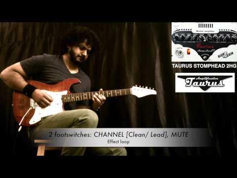 Taurus Stomp Head 2 HG - The Clean (Carnatic) | Apernit Singh
