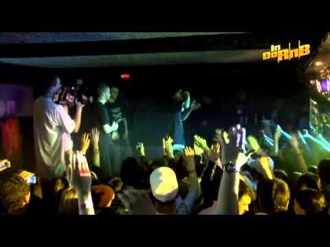 Концерт Гуфа в клубе Танцпол (Мытищи)