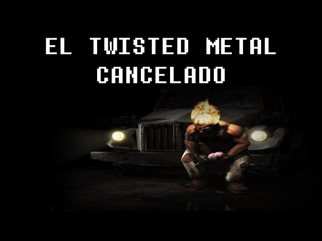 Creepy Games #5 Twisted Metal Harbor City (Una Carta Del Mas Allá)