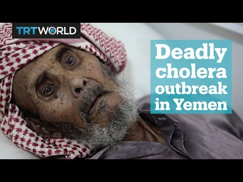 Why should you care about the cholera outbreak in Yemen?