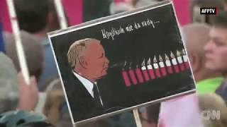 Polish president vetoing law on Supreme Court judges