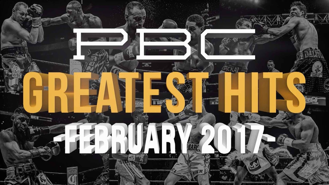 PBC Greatest Hits - February 2017