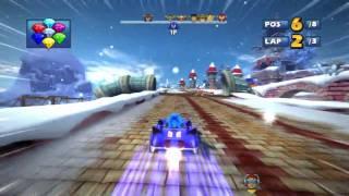 [PS3] Sonic And Sega All Stars Racing Demo