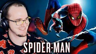 КОП - ПАУК ► SPIDER MAN ( Marvel Человек Паук PS5 ) ПРОХОЖДЕНИЕ #3