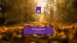 """Fantasiereise """"Herbstwanderung"""" ☯ ∣ Deutsch - Meditation"""