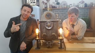 Xmas Spinner Turkey Cooking Machine (With Jamie Oliver) thumbnail