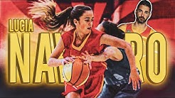 ⭐ LUCIA NAVARRO: Así juega la hija de JUAN CARLOS 'LA BOMBA' NAVARRO 🇪🇸 ⭐