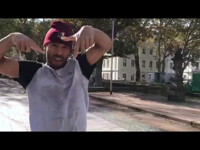 Coach Trailer Moses Dance Explosion 2019 | 2. Chance Saarland