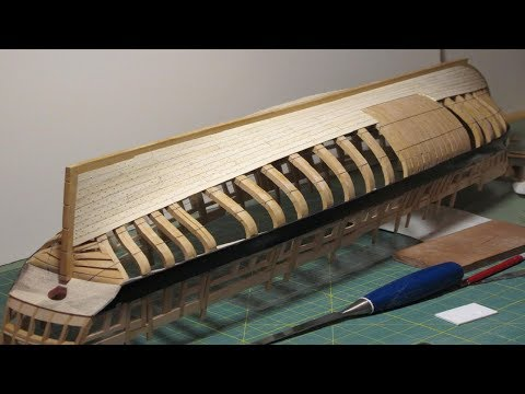 Amazing Fastest Homemade Model Ship Building Wooden Project, DIY Techniques Skill Boat Modern