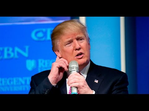 Donald Trump: Geneva Conventions Is A 'Problem'