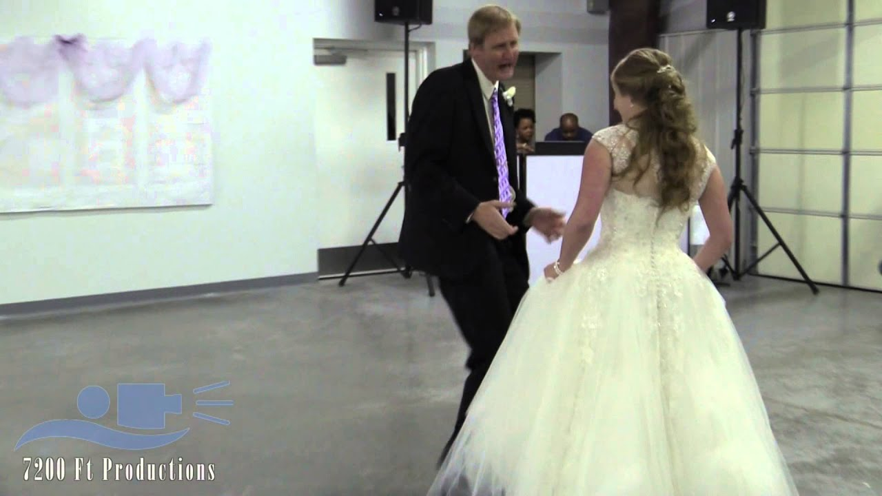 Wedding Reception Father Daughter Dance Medley