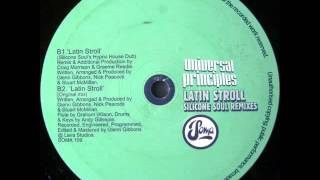 Universal Principles - Latin Stroll (Silicone Soul
