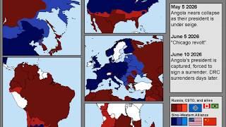 World War 3 - Alter-Earth's Breaking Point Scenario