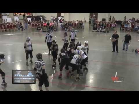 Old Capitol City Roller Derby VS Fargo Moorhead Derby Girls