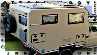 10 MOST INNOVATIVE OFF-ROAD CAMPERS & VEHICLE CONVERSIONS