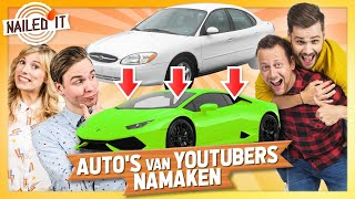 LAMBORGHINI NAMAKEN! - Nailed it [Aflevering 3/Seizoen 2]