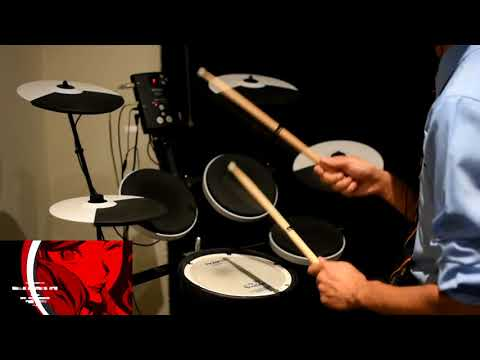 Persona 5 the Animation OP -【BREAK IN TO BREAK OUT】by Lyn - Drum Cover