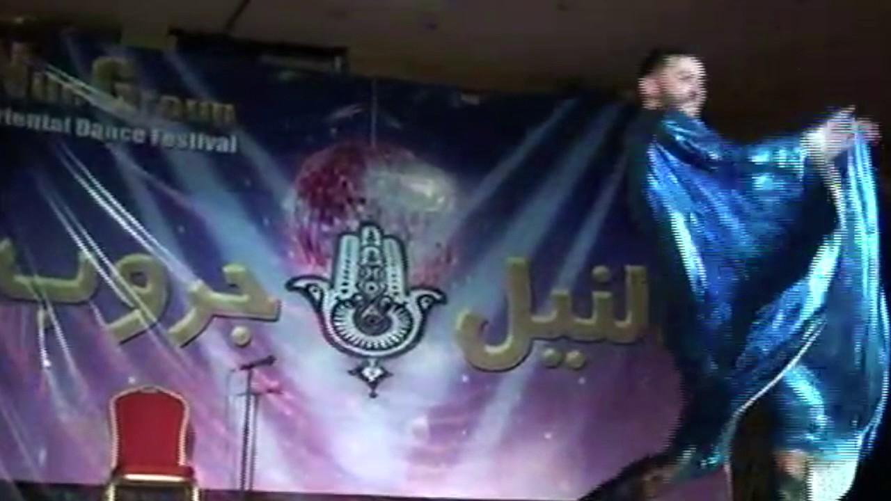 Lebanese Simon Dabke Oriental Mix at Nile Group Festival Nov 16