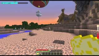 Man v/s Mod: Dragon Block C Mod| E2 | KI ATTACK!!