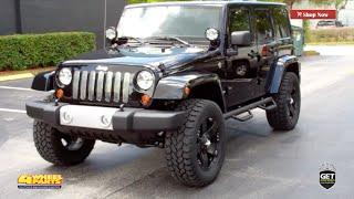 Video Jeep Wrangler 2013 Build by 4 Wheel Parts Miami, FL download MP3, 3GP, MP4, WEBM, AVI, FLV Juli 2018