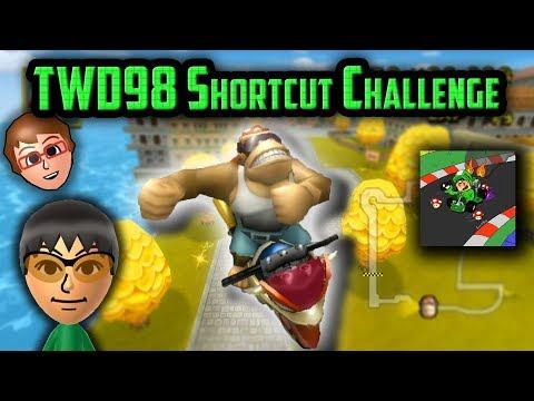 Mario Kart Wii Shortcuts