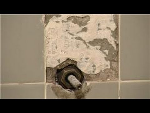 Bathroom Tiling : How To Replace Tile Around Bathroom Fixtures   YouTube Part 77