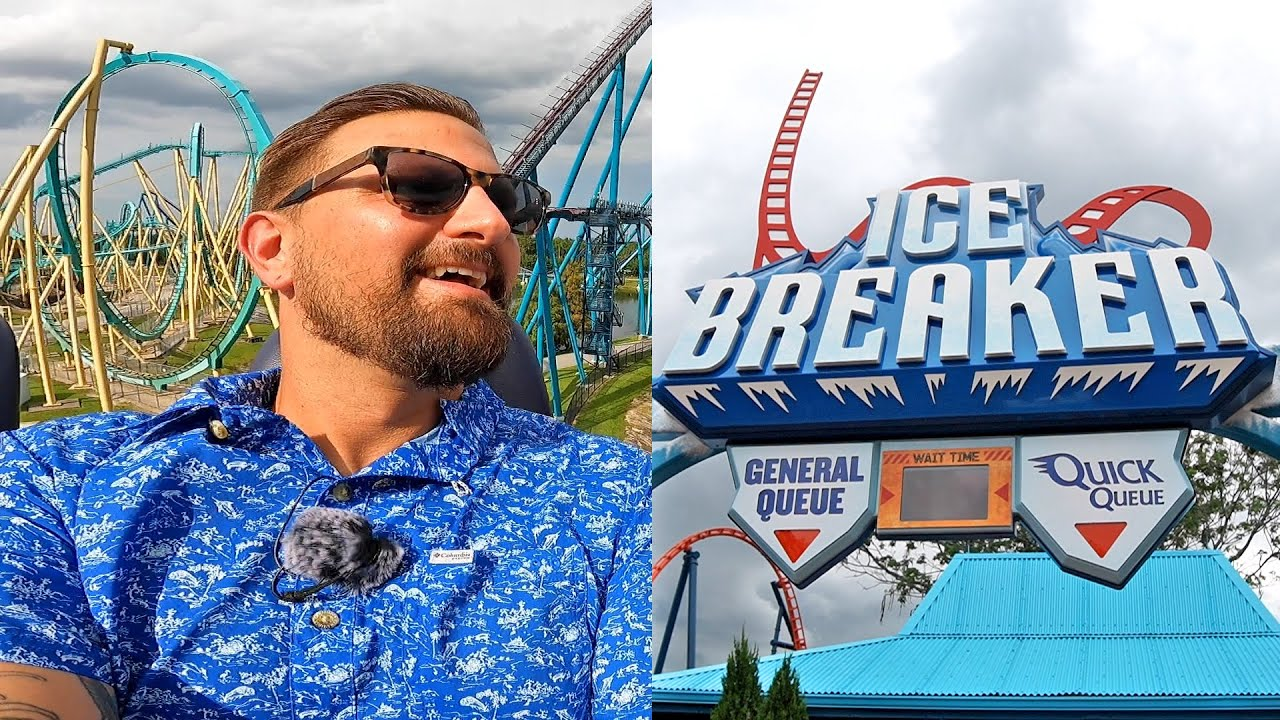 What's New At Seaworld Orlando! | Updated App, Interview On A Roller Coaster & Howl-O-Scream Update!