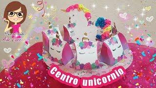 Baby shower unicornio niña