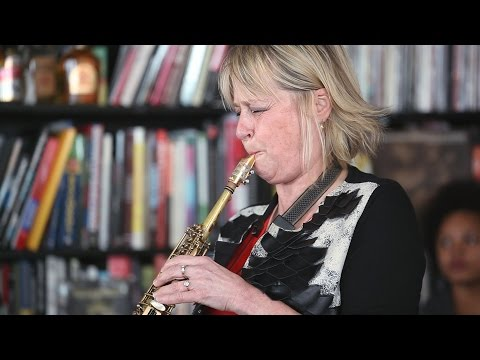 Jane Bunnett and Maqueque: NPR Music Tiny Desk Concert
