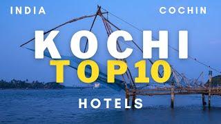 Top10 Hotels In Kochi Kerala  Ndia Best Luxury  Hotels In Cochin Kochi