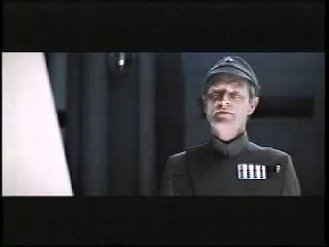 Darth Vader being a smartass